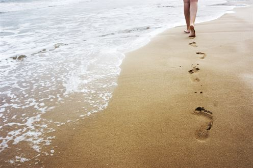Footsteps in sand - iStock_000004340591Medium.jpg
